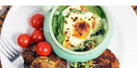 Food, Ingredient, Dish, Recipe, Tomato, Tableware, Fried food, Plum tomato, Vegetable, Produce,