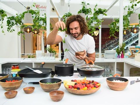 Here S What The New Joe Wicks Cafe Looks Like