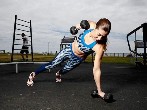 This Exercise Is Better Than A Plank for Your Core