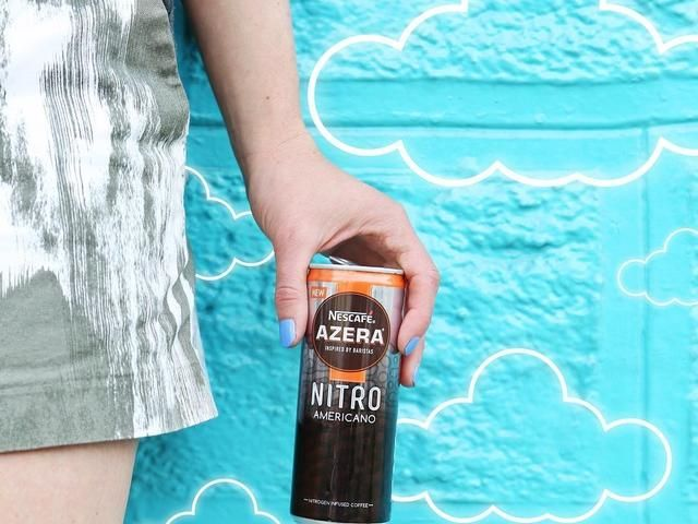 Why Nitro Cold Coffee Is Actually Better For You
