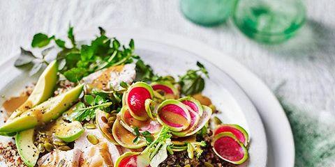 Dish, Food, Cuisine, Salad, Ingredient, Produce, Vegetarian food, Staple food, Vegetable, Recipe,