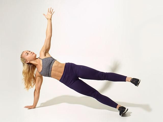 On The Hunt for a Workout for Side Abs? Try Alice Liveing's Fave Exercises