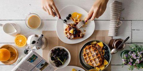 Meal, Food, Breakfast, Dish, Cuisine, Ingredient, Brunch, Cooking, Tableware, Garnish,