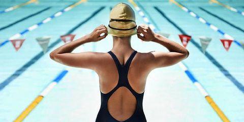 benefits of swimming - womens health uk