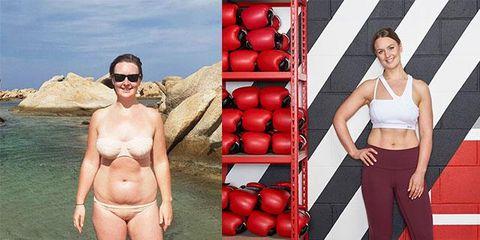 Clothing, Red, Bikini, Muscle, Swimwear, Leg, Abdomen, Thigh, Briefs, Model,