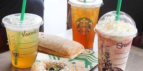 Starbucks Menu Best Worst Drinks To Order