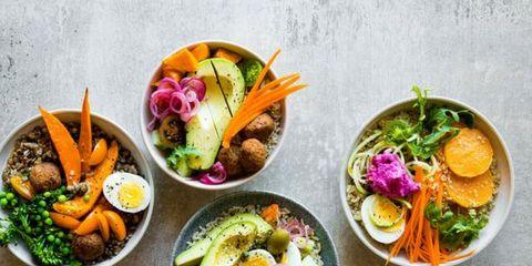 Dish, Food, Cuisine, Meal, Ingredient, Salad, Produce, Vegetable, Vegetarian food, Lunch,