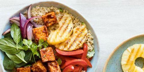 Dish, Food, Cuisine, Ingredient, Vegan nutrition, Salad, Vegetarian food, Produce, Meal, Staple food,