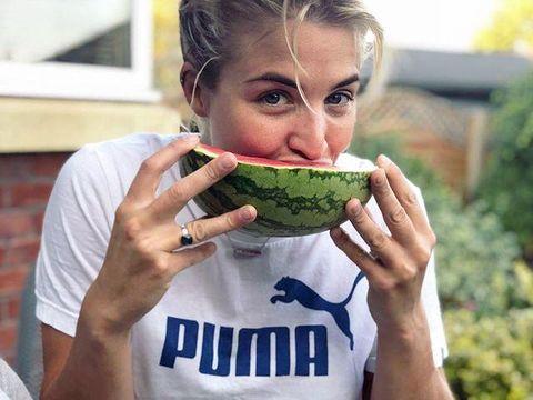 Gemma Atkinson Pregnancy Fitness - Women's Health UK