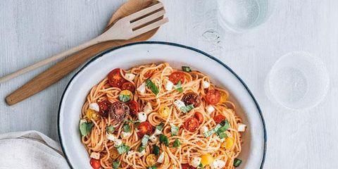 Food, Cuisine, Dish, Ingredient, Capellini, Italian food, Taglierini, Produce, Recipe, Staple food,