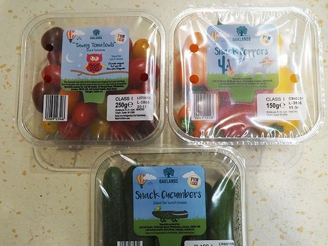 Lidl Frozen Berry Mix