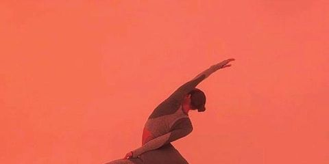 Physical fitness, Athletic dance move, Dancer, Joint, Standing, Stretching, Balance, Modern dance, Yoga, Choreography,